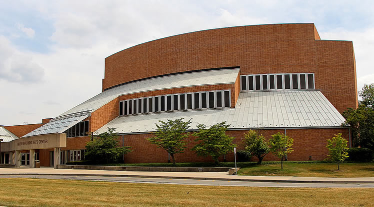 Warren Performing Arts Center.