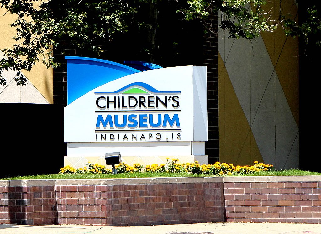 The Children's Museum of Indianapolis in Indianapolis, Indiana.